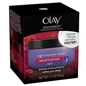 Olay Regenerist Night Recovery Cream 1.7 Oz