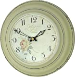 Roger Lascelles, Scandinavian Wall Clock, Tin