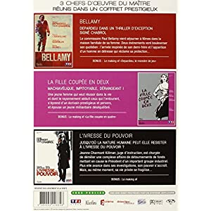 Claude Chabrol : coffret 3 DVD