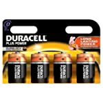 Duracell DUR019201 Plus Power D Batte...