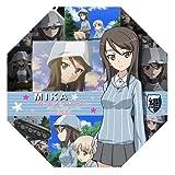 Ninas und versioen teatral Panzer Mika mesa de mini paraguas