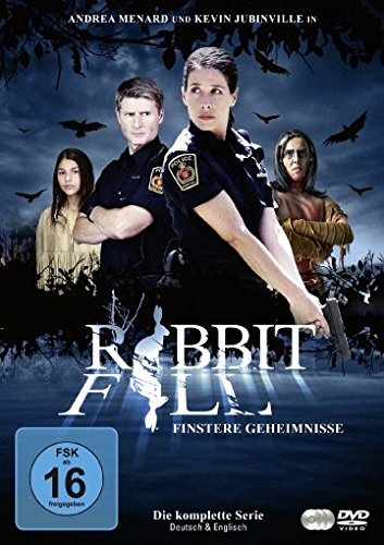 Rabbit Fall - Finstere Geheimnisse (Die komplette Serie) [3 DVDs]