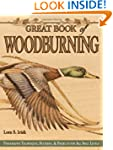 Great Book of Woodburning: Pyrography...
