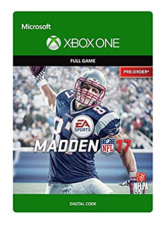 Madden NFL 17 - Pre-Load - Xbox One Digital Code
