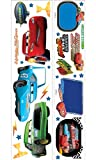 Imperial 31720538 Disney Cars Self-Stick Instant Decor Kit