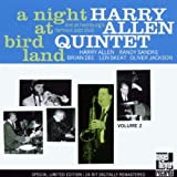 echange, troc Harry Allen Quintet - Night at Birdland 2