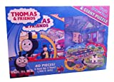 Thomas & Friends First look and find giant puzzle box set