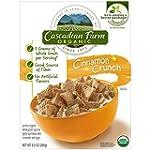 Cascadian Farm Organic Cereal, Cinnam...