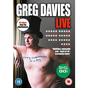 Firing Cheeseballs at a Dog | [Greg Davies]