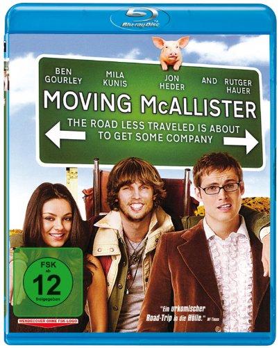 Moving McAllister [Blu-ray]