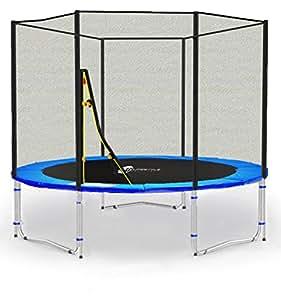 LS-T185-PA6 LifeStyle ProAktiv Cama elástica para jardín 185 cm - Red de seguridad