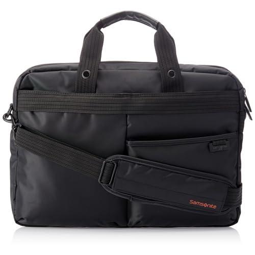 [サムソナイト] SAMSONITE Samsonite【サムソナイト】 VENNA/ベンナ Laptop Briefcase S (ビジネスバック、ブリーフケース、ラップトップ) 30R*09001 12 (ブラック)