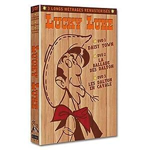 Lucky Luke - Les 3 longs-métrages remasterisés [Édition Limitée]