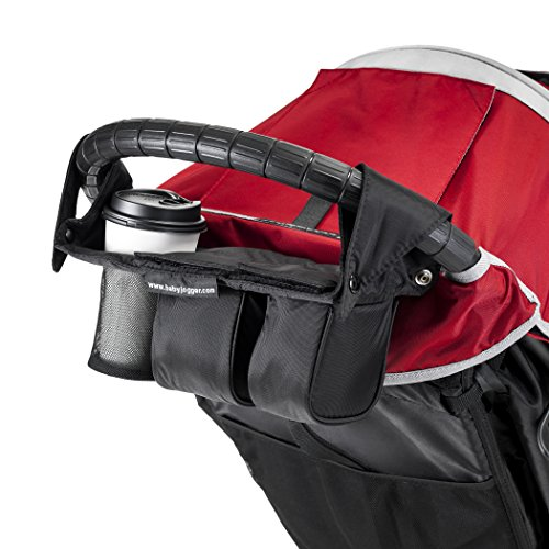 Baby Jogger Parent Console Universal, Black back-1071297