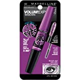 NEW Maybelline Volumexpress The Falsies Big Eyes Mascara - 202 Blackest Black
