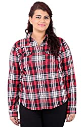 Red And Black Checkered Shirt_LISS502_20