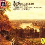 img - for Sir Edward Elgar: Violin Concerto in B minor, Op. 61 - Nigel Kennedy / London Philharmonic Orchestra / Vernon Handley by Kennedy, Nigel (1991) Audio CD book / textbook / text book