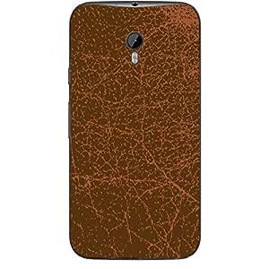 Skin4gadgets LEATHER PATTERN 5 Phone Skin for MOTOROLA MOTO G3