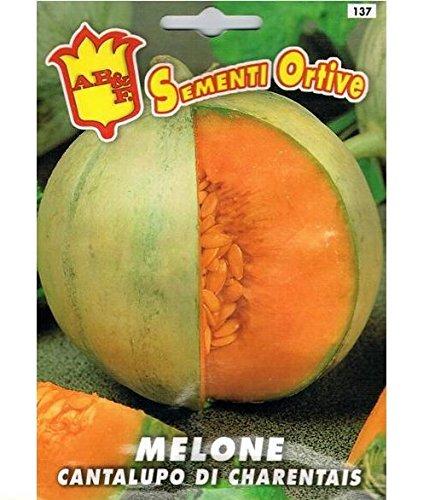 Vivai Le Georgiche Melone Cantalupo di Charentais (Semente)