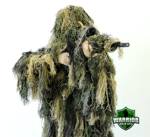 Warrior Ghillie Suit