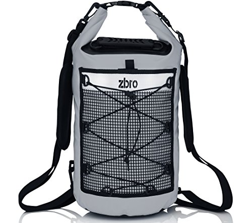 ZBRO Dry Bag - Unique 20L Waterproof Bag - Fits in a Bag or Backpack - Keeps Gear Dry for