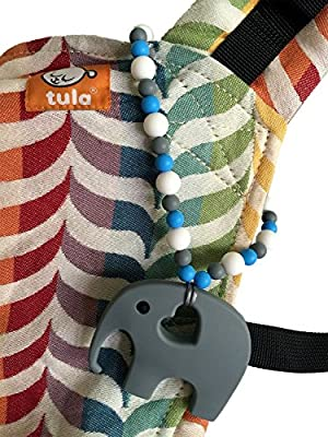 Nummy Beads - Baby Carrier Teething Accessory - Teether Toy