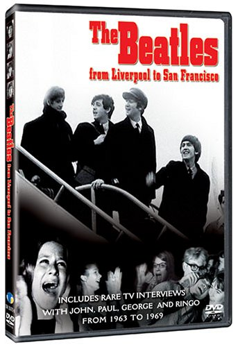 DVD : The Beatles - The Beatles: From Liverpool to San Francisco (DVD)