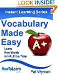 Vocabulary Made Easy: Learn New Words...