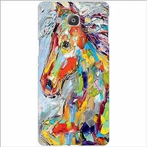 Samsung Galaxy A8 Back Cover - Silicon Horse Designer Cases