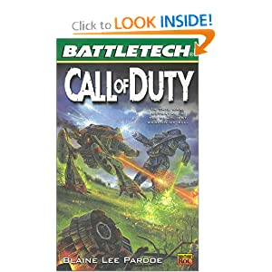 Battletech # 53: Call of Duty by Blaine Lee Pardoe