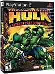 The Incredible Hulk : Ultimate Destru...
