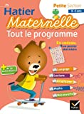 img - for Hatier Maternelle: Tout Le Programme (French Edition) book / textbook / text book