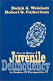 Juvenile Delinquency: A Justice Perspective