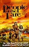People of the Fire (0330334549) by Gear, W. Michael