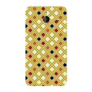 Skin4gadgets GEOMETRIC Pattern 8 Phone Skin for LUMIA 640 XL