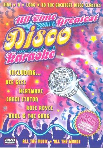 All Time Greatest Disco Karaoke [2002] [DVD]