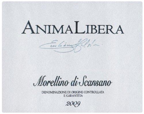 2009 Anima Libera Morellino Di Scansano 750 Ml