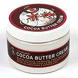 Pure Island Organic Cocoa Body Butter Cream 6 oz. (Set of 3) ~ Curt