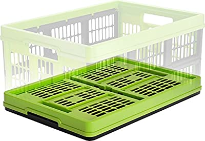 Clever Crates Folding Box 45 Liter