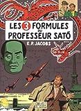 Blake et Mortimer, tome 11 : Les 3 formules du professeur Sato 1