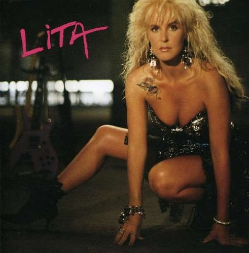 Original album cover of Lita by Lita Ford