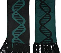 DNA Reversible Winter Scarf