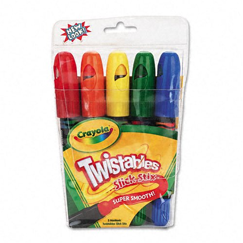 The Assortment Of Crayons front-789190