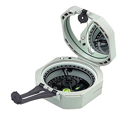 Brunton Geo Pocket Transit Compass with 0-360 Degree Scale