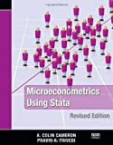 img - for Microeconometrics Using Stata, Revised Edition 2nd by Cameron, A. Colin, Trivedi, Pravin K. (2010) Paperback book / textbook / text book