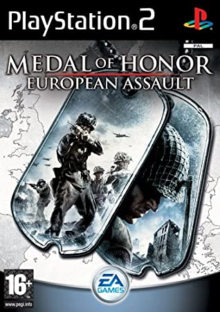 Medal of Honor European Assault (PS2) [Importación inglesa]