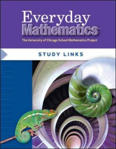Everyday mathematics student reference book grade 5