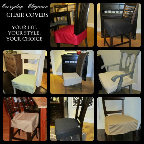 ViveVita Everyday Elegance Dining Chair Cover Simply  : 51ZJN3O1oJL from www.bta-mall.com size 500 x 500 jpeg 58kB