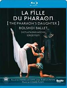The Pharaoh's Daughter - Pugni/Lacotte/Bolshoi Ballet [Blu-ray] by Bel Air Classiques