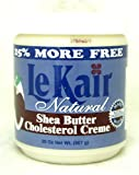 Le Kair Natural Shea Butter Cholesterol Crème 20 Oz.
